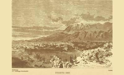 Ηζωή στη Σπάρτη του 1881