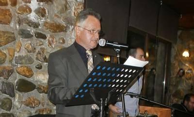 Ο Παναγιώτης Λιάσκος, πρόεδρος στο Σύνδεσμο Αποστράτων Σωμάτων Ασφαλείας Λακωνίας