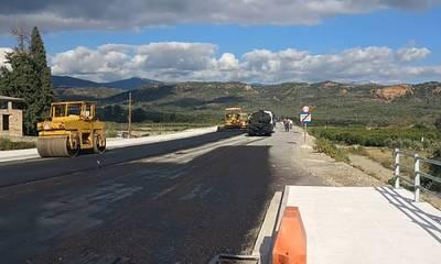 Βερούτης: «Ολοκληρώνεται ως το τέλος Νοεμβρίου η Νέα Είσοδος της Σπάρτης»